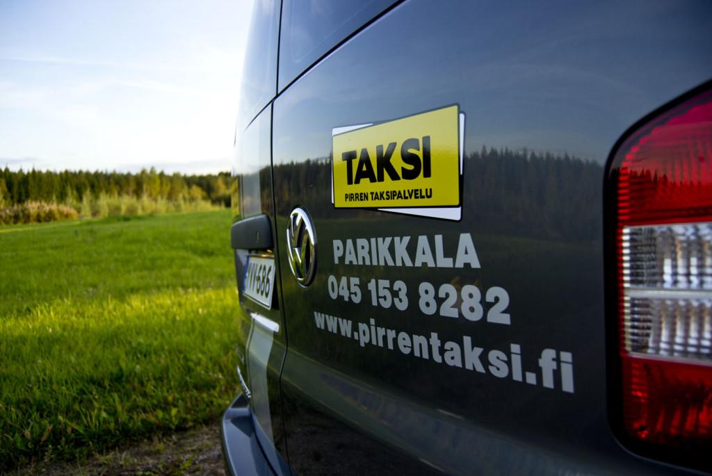 Pirren Taksi – Taksi Parikkala